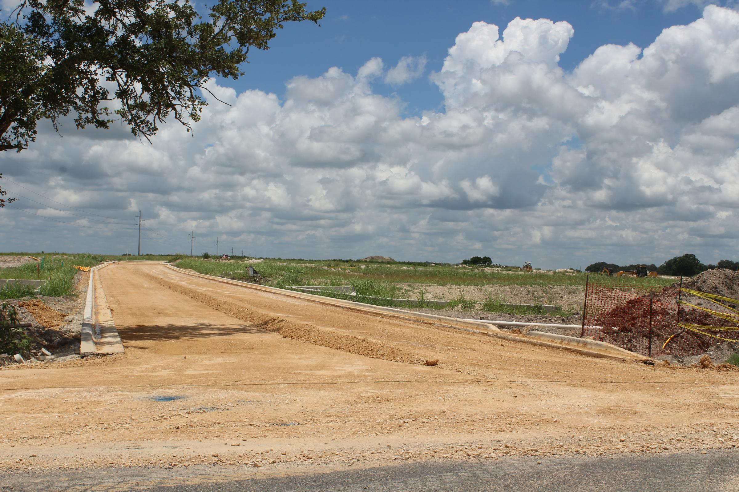 SEDC Blog - Construction of New Residential Subdivisions in Seguin Progressing Photo - Click Here to See