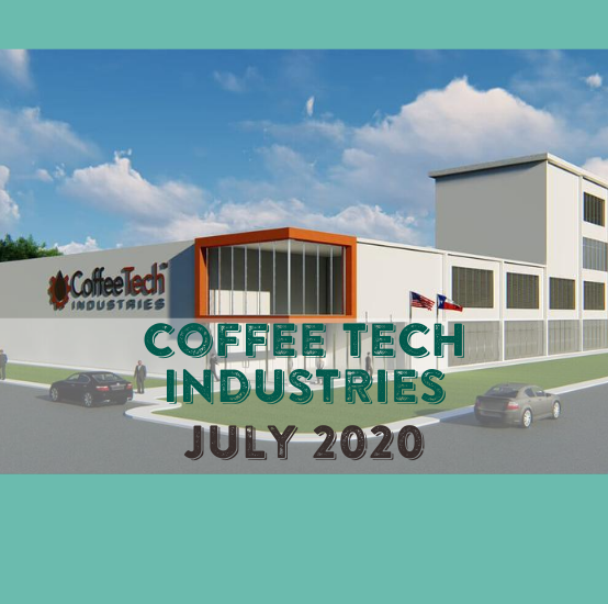 CoffeeTech Industries to Build New $56 Million Headquarters and Manufacturing Facility in Seguin, Texas Photo