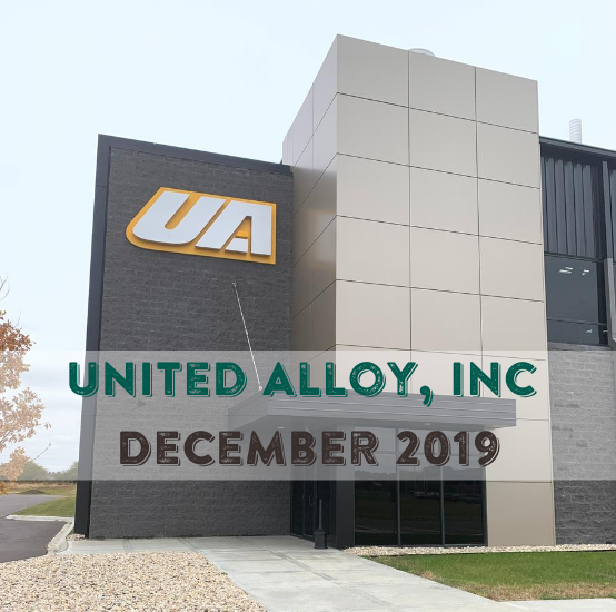 United Alloy Inc. to Build New $35 Million Manufacturing Facility in Seguin, Texas Photo